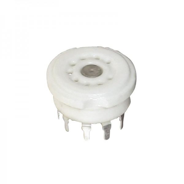 Röhrensockel 9-Pin Printmontage BLANKO