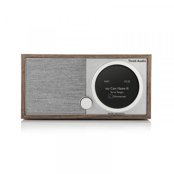 Tivoli Audio Model One Digital+ Walnuss/Grau