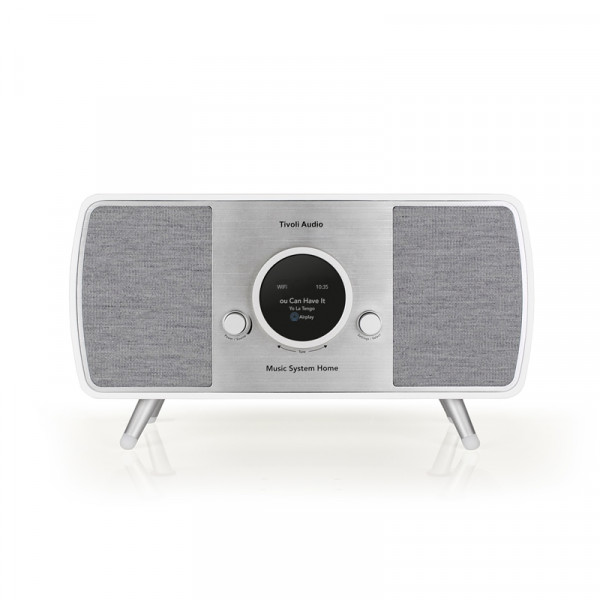Tivoli Audio Music System Home Gen. II Weiss/Grau