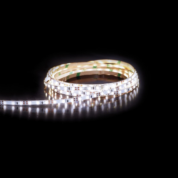 SMD LED-Strip, 600 LEDs, 4 mm Breite (120LED/m) tageslichtweiss, 5m BLANKO
