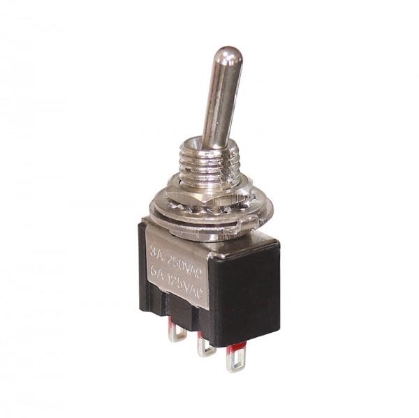 Miniatur-Kipp-Schalter BLANKO