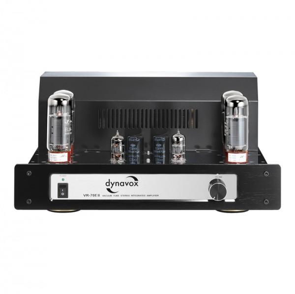 Dynavox Röhrenvollverstärker VR-70E II Chrom