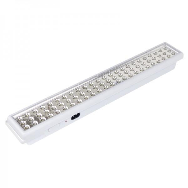 Notleuchte 72 LEDs inkl. Akku 4V 2.4Ah BLANKO