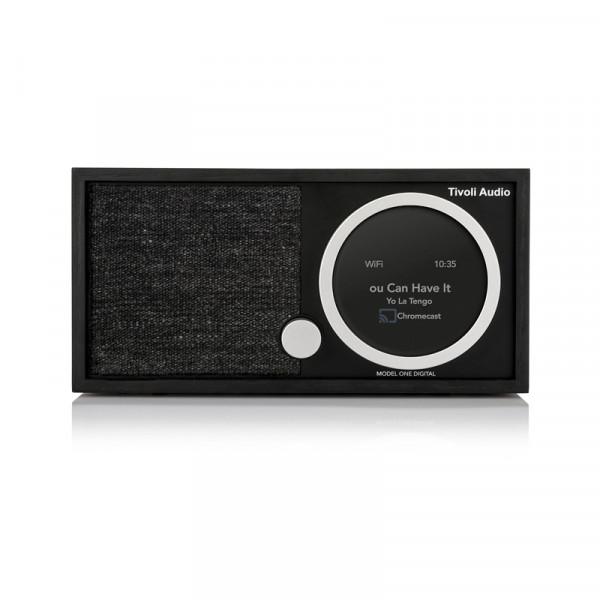 Tivoli Audio Model One Digital+ Schwarz/Schwarz