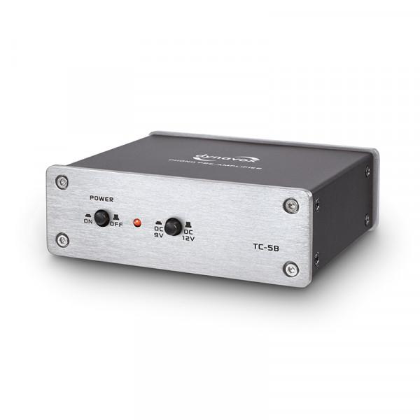 Dynavox TC-5B Phonovorverstärker silber